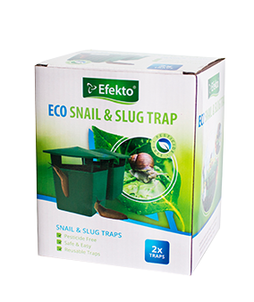Eco Snail & Slug Trap